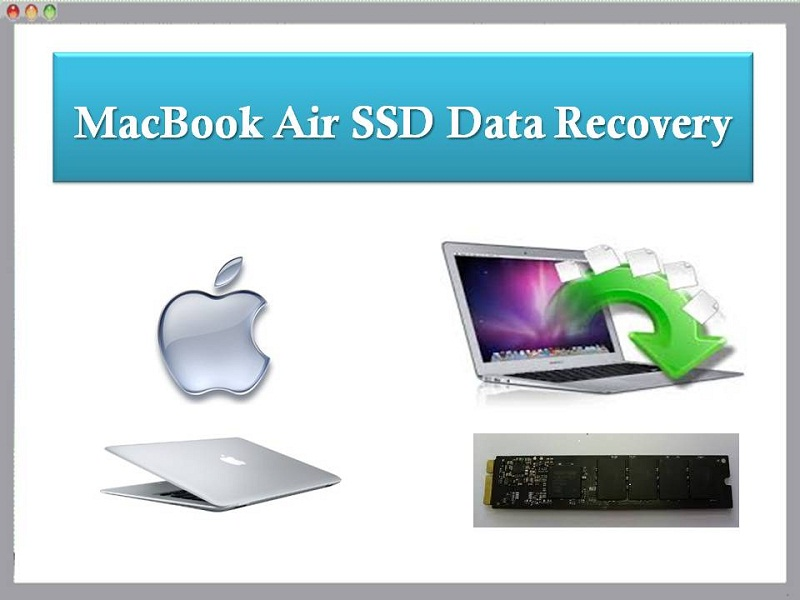 Program to Recover Data from MacBook Air SSD